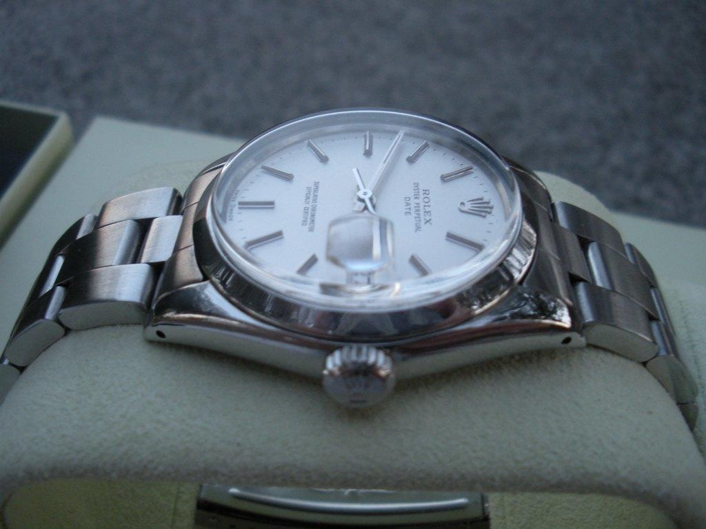 Rolex Date #15000