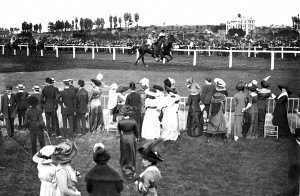 Hipódromo de la Castellana -Archivo ABC-