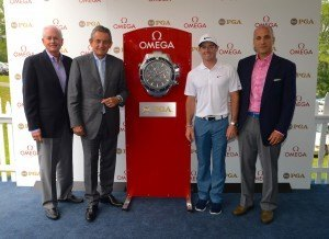 Omega, PGA y Rory McIlroy
