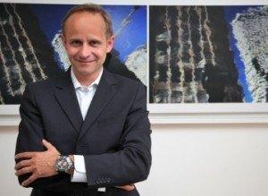 Emanuel Bitton, director internacional de ventas de Relojes Graham