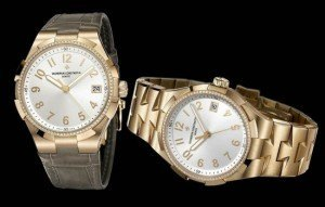 Vacheron Constantin Overseas Small Model Date