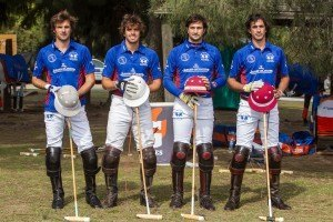 La Aguada Las Monjitas Polo Team supported by Jaeger-LeCoultre