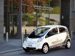 Manufacture Jaeger-LeCoultre electric car