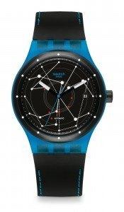 Swatch SISTEM51 SISTEM BLUE
