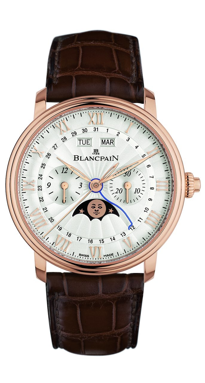 Blancpain Villeret Cronógrafo Monopulsador_1