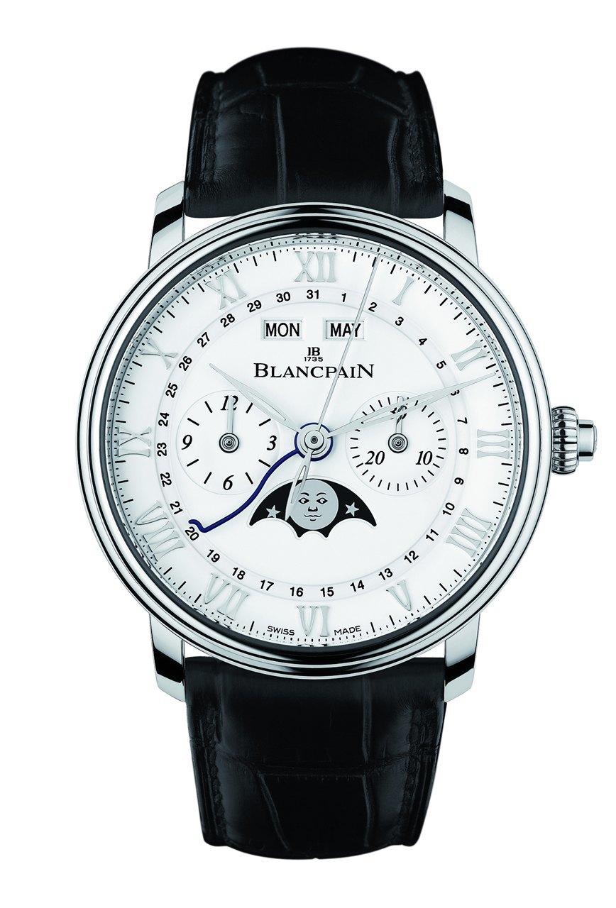 Blancpain Villeret Cronógrafo Monopulsador_2