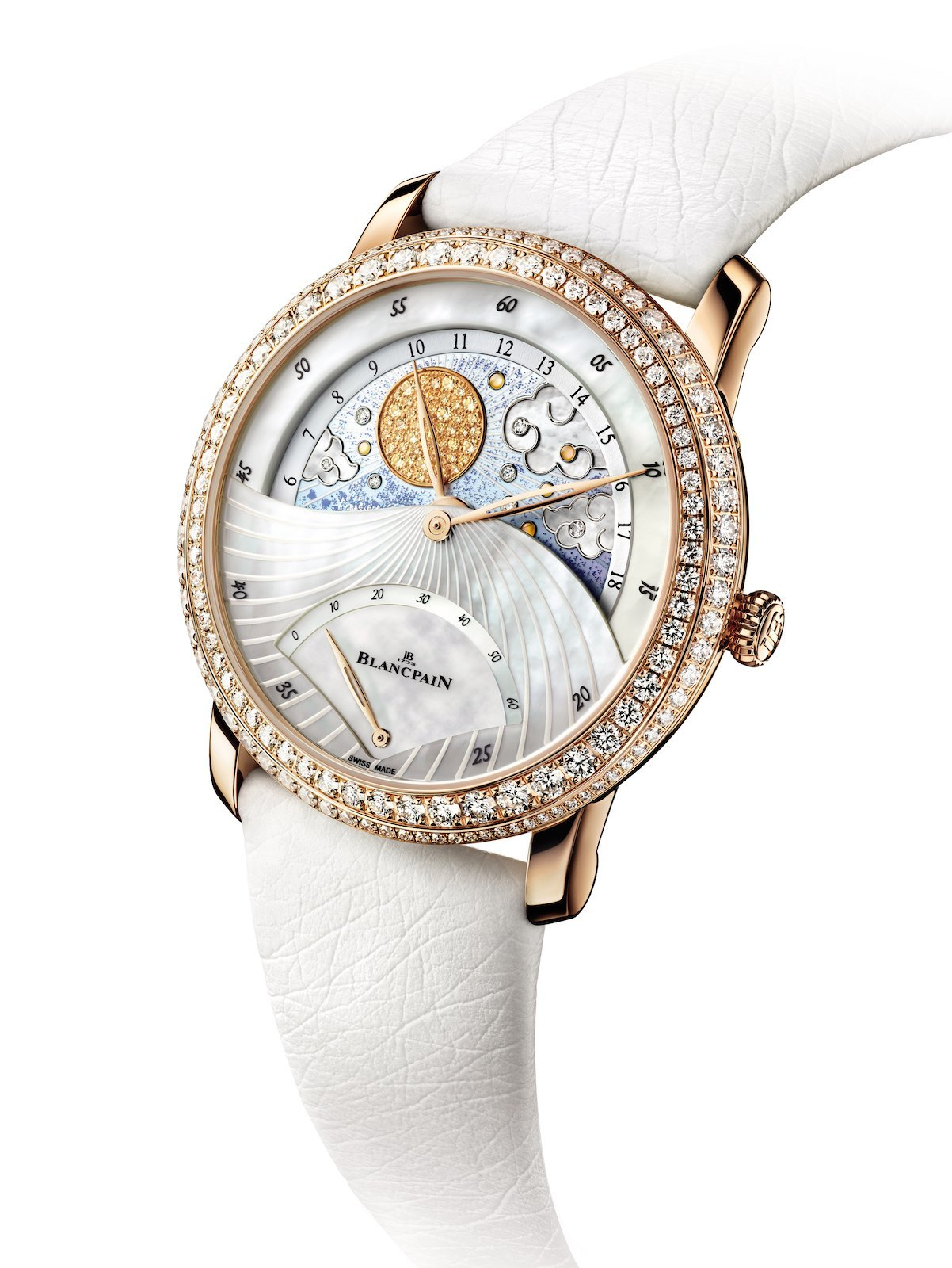 Blancpain Women Collection Day and Night