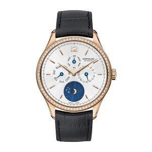 Montblanc Heritage Chronométrie Quantième Annuel Vasco da Gama Diamonds Edición limitada a 90 piezas