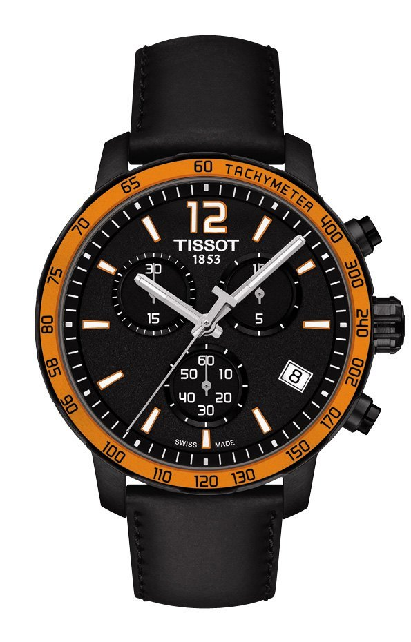 Tissot Quickster Chronograph T095_417_36_057_01
