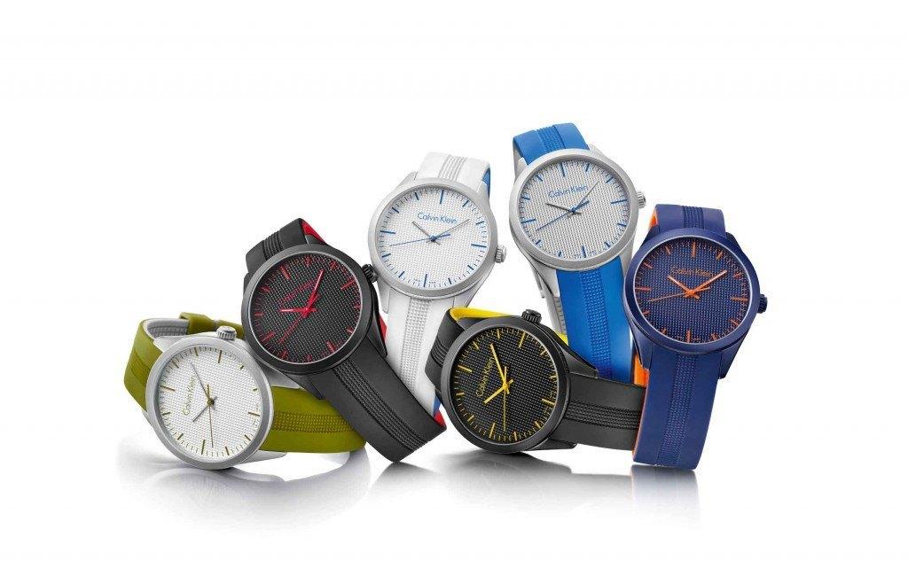Relojes Calvin Klein color