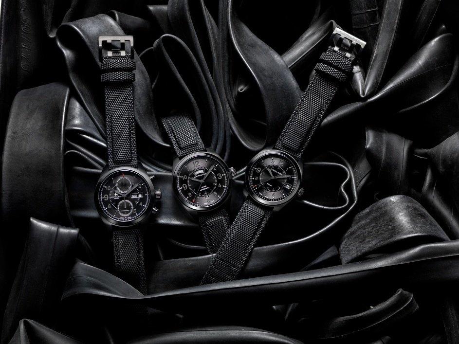Hamilton Khaki Field Black